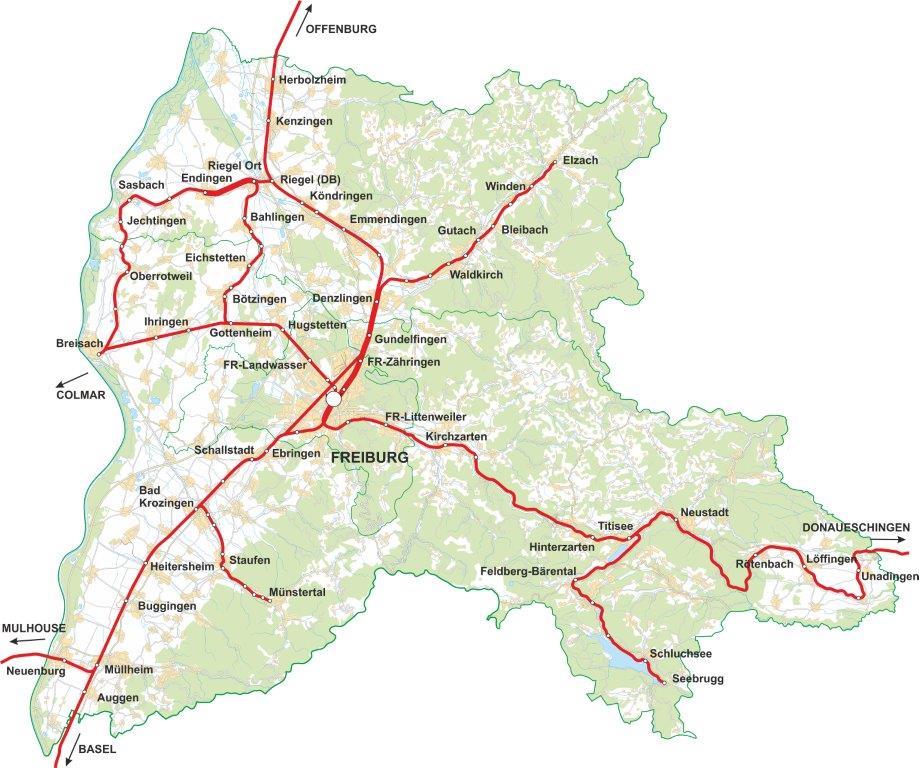 Regionalbuslinien